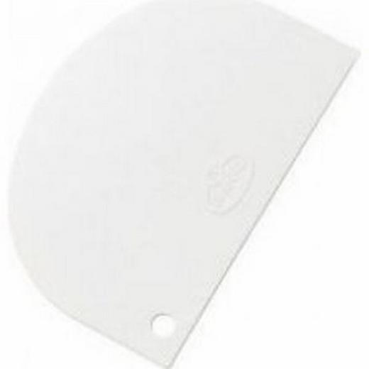TEIGSCHABER - Weiß, Basics, Kunststoff (8/1/12cm) - DR.OETKER