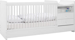 SPJÄLSÄNG - vit, Design, träbaserade material (104,4/95/75cm) - Premium Living