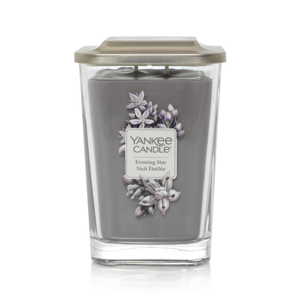 Yankee Candle Duftkerze yankee candle elevation evening star