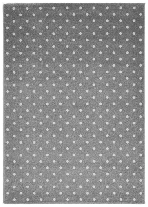 Kinderteppich 80/150 cm - Grau, Trend, Textil (80/150cm) - Ben'n'jen