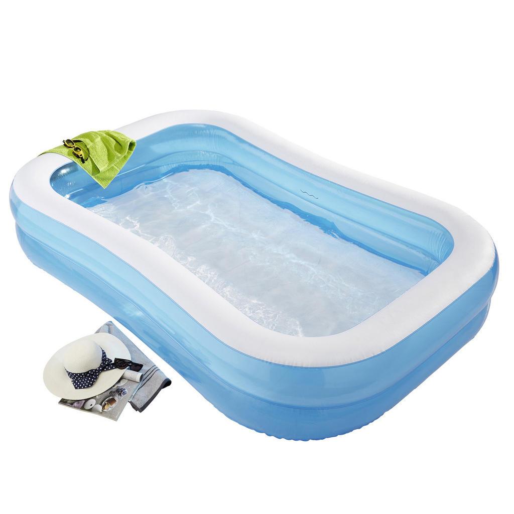 Bestway Schwimmbecken blau