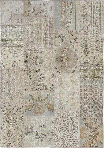 ORIJENTALNI TEPIH - svijetlo ružičasta/krem, Lifestyle, tekstil (120/180cm) - ESPOSA