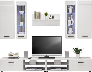 Wohnwände in vielen Designs & Kombinationen kaufen | XXXLutz