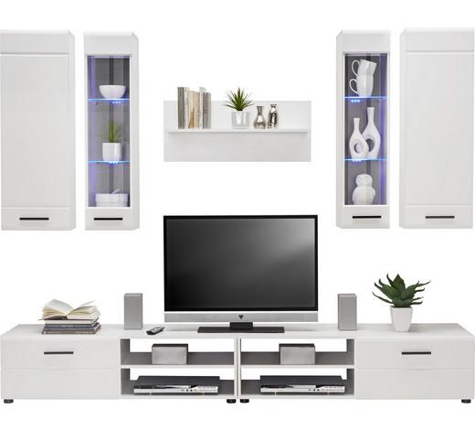 wohnwand wei online kaufen xxxlshop. Black Bedroom Furniture Sets. Home Design Ideas