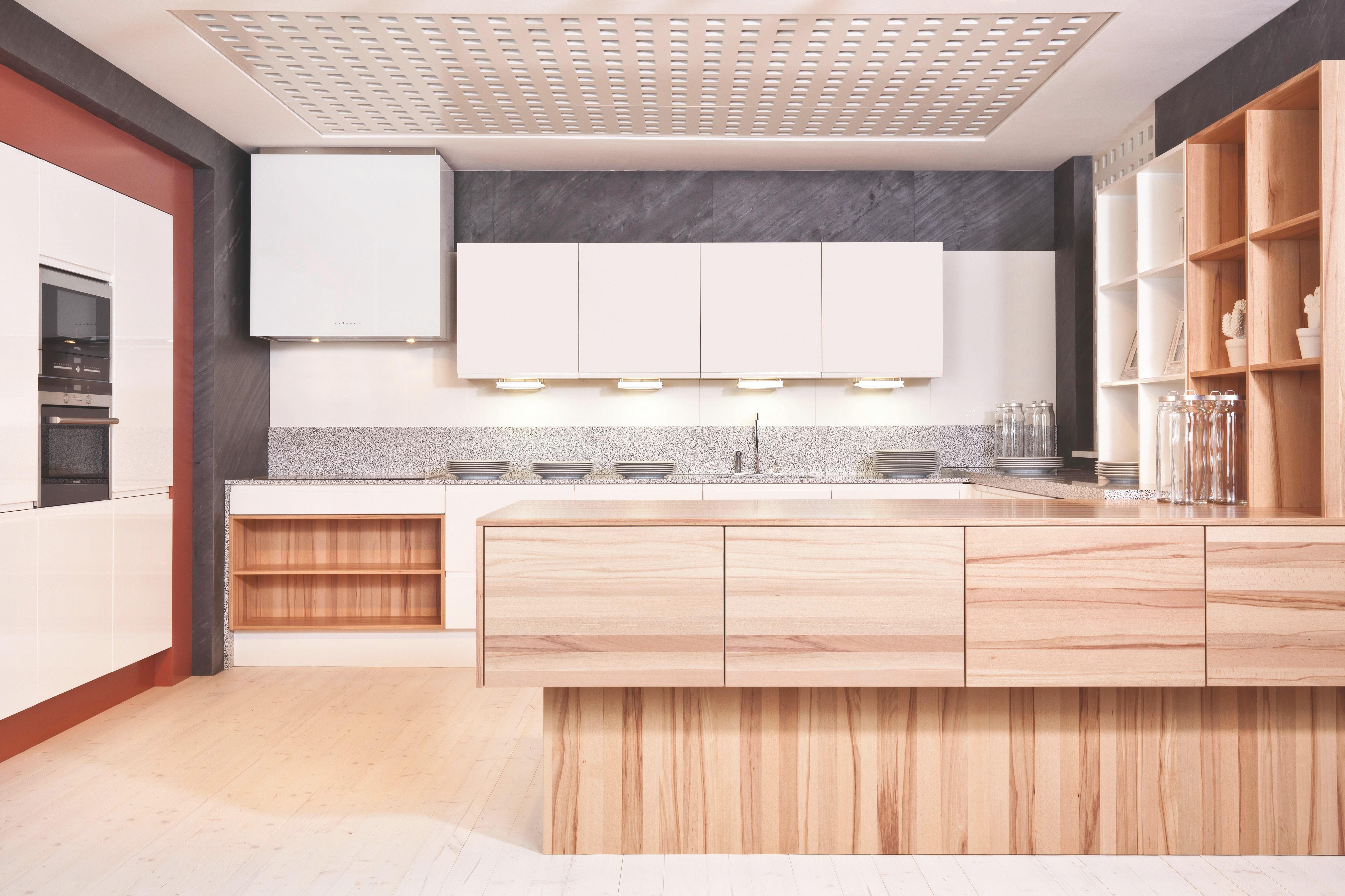 Einbaukuche Einbaukche Von Opti Wohnwelt With Einbaukuche Finest