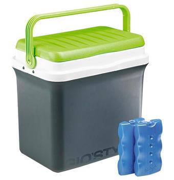 KÜHLBOX - Weiß/Grau, Basics, Kunststoff (41/40/27,5cm)
