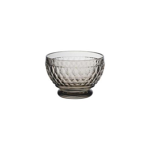 SCHALE - Grau, Basics, Glas (8cm) - Villeroy & Boch