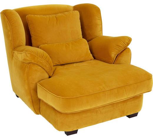 Big Sessel Flachgewebe Gelb Online Kaufen Xxxlutz
