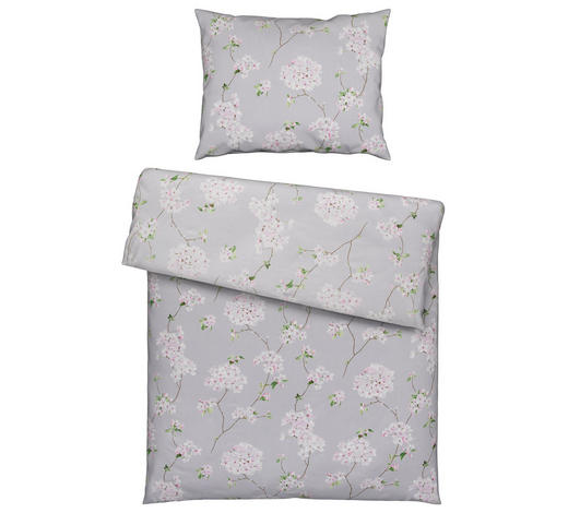 BETTWÄSCHE 140/200 cm  - Flieder, Trend, Textil (140/200cm) - Estella