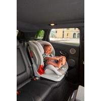 Kinderautositz Youniverse Fix 1/2/3 - Schwarz/Weiß, KONVENTIONELL, Textil (44/63/81/51cm) - Chicco