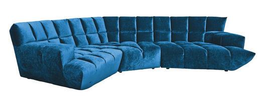 Wohnlandschaft In Textil Blau Online Kaufen Xxxlutz