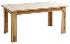 ESSTISCH in Holzwerkstoff 160(240)/90/76 cm   - Eichefarben, KONVENTIONELL, Holzwerkstoff (160(240)/90/76cm) - Hom`in
