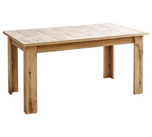 JÍDELNÍ STŮL, barvy dubu - barvy dubu, Konvenční, kompozitní dřevo (160(240)/90/76cm) - Hom`in