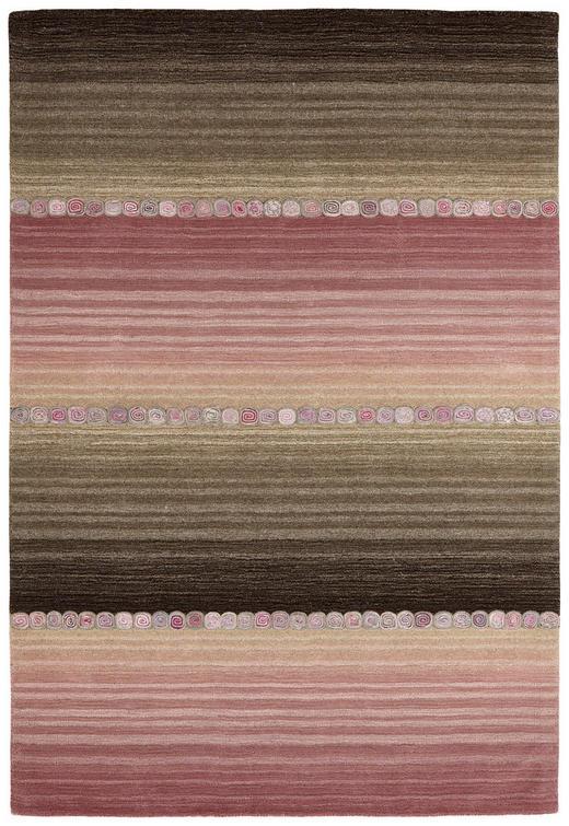 ORIENTTEPPICH - Pink/Grau, LIFESTYLE, Weitere Naturmaterialien (90/160cm) - Esposa