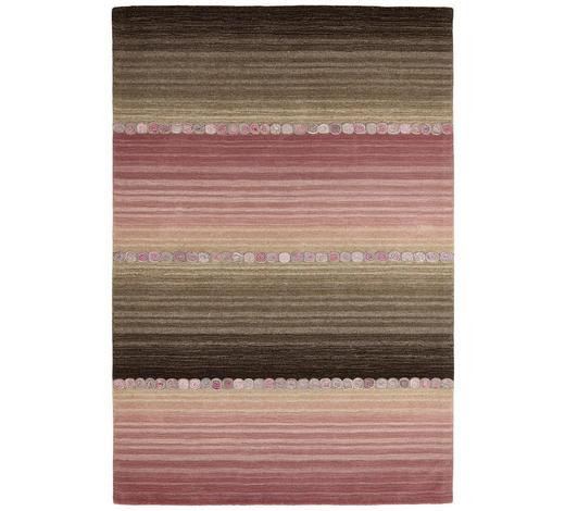 ORIENTTEPPICH 80/300 cm - Pink/Grau, LIFESTYLE, Weitere Naturmaterialien (80/300cm) - Esposa