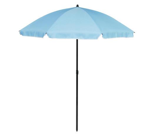SUNCOBRAN - antracit/svijetlo plava, Moderno, metal/tekstil (180/200/180cm) - Ambia Garden