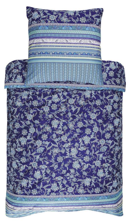 BETTWÄSCHE Blau - Blau, Design, Textil (200/200cm) - BASSETTI