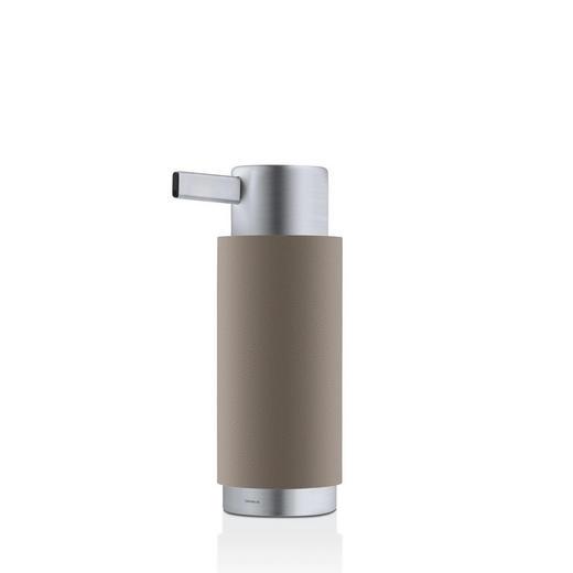 SEIFENSPENDER - Taupe, Design, Kunststoff/Stein (6/17cm) - Blomus