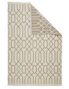 TEPIH NISKOG TKANJA - bež/smeđa, Design, tekstil (80/150cm) - Novel
