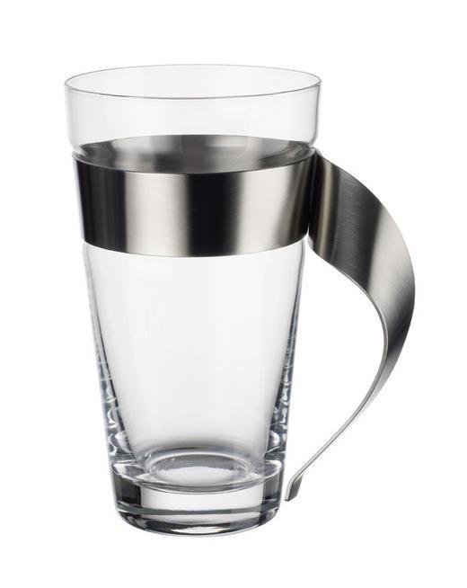 KAFFEEGLAS - Klar, Basics, Glas/Metall (0,3l) - Villeroy & Boch