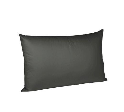 KISSENHÜLLE Anthrazit 40/60 cm  - Anthrazit, Basics, Textil (40/60cm) - Fleuresse