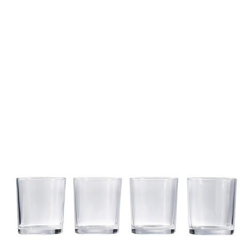 GLÄSERSET 4-teilig - Basics, Glas (9,4cm) - Spiegelau