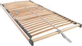 LATTENROST 90/200 cm   Birke Echtholz  - Ahornfarben, Basics, Holz (90/200cm) - Sleeptex
