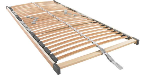 LATTENROST 80/200 cm  - Ahornfarben, Basics, Holz (80/200cm) - Sleeptex
