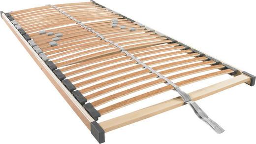 LATTENROST  90/200 cm  Birke Echtholz - Birkefarben/Ahornfarben, Basics, Holz (90/200cm) - SLEEPTEX