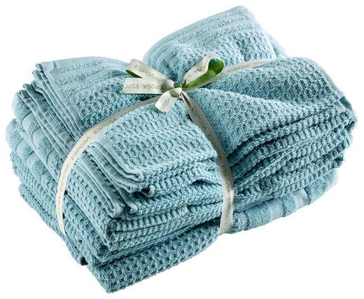 FROTTIERSET 10-teilig - Mintgrün, Basics, Textil - Esposa