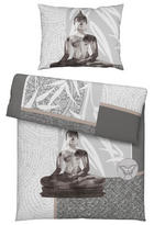 POVLEČENÍ - barvy grafitu, Design, textil (140/200cm) - ESPOSA