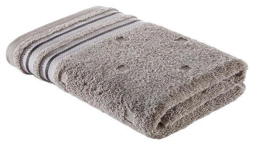 HANDTUCH 50/100 cm - Taupe, Basics, Textil (50/100cm) - Esposa