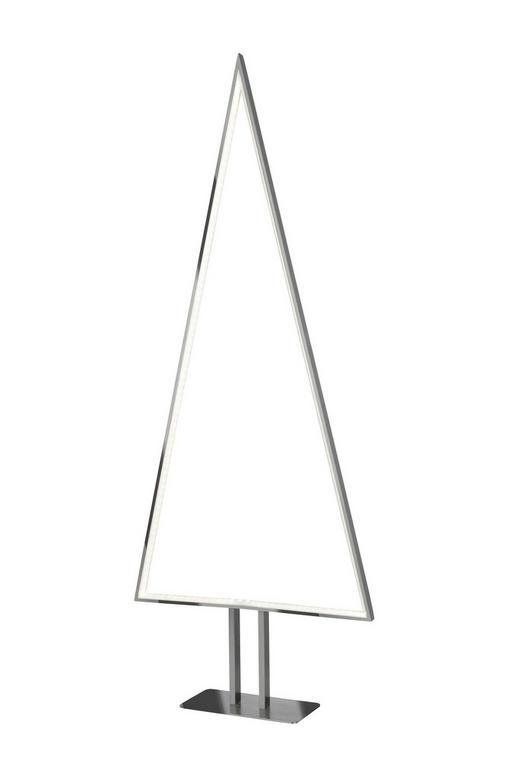 LED-TISCHLEUCHTE - Alufarben, Design, Metall (100cm)