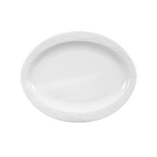 FRÜHSTÜCKSTELLER Keramik Porzellan - Weiß, Basics, Keramik (25cm) - Seltmann Weiden