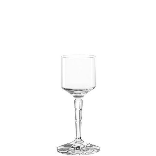 LIKÖRGLAS - Transparent, LIFESTYLE, Glas (6,70/14,60/6,70cm) - Leonardo