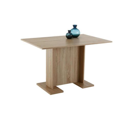 ESSTISCH Eichefarben - Eichefarben, Design, Holzwerkstoff (108/68/75cm) - Carryhome