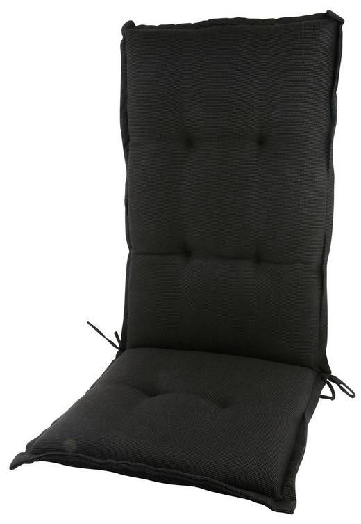STOLSDYNA - svart, Design, textil (44/5,5/123cm)