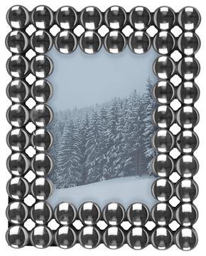 FOTORAM - klar/silver, Design, glas/träbaserade material (16/20/2cm) - Ambia Home