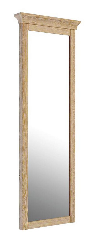 SPIEGEL Pinie Pinienfarben - Pinienfarben, Trend, Glas/Holz (59/190/7cm) - Landscape
