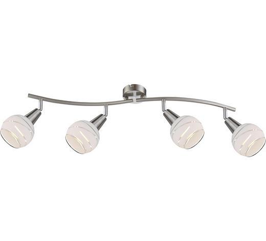 LED-STRAHLER   - KONVENTIONELL, Glas/Metall (70/21cm) - Boxxx