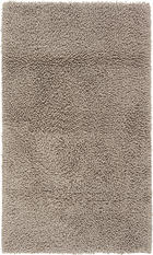 BADEMATTE in Taupe 60/100 cm - Taupe, Basics, Textil (60/100cm) - Ambiente