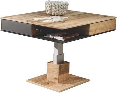 Couchtisch In Holz Glas 9090385 745 Cm Online Kaufen