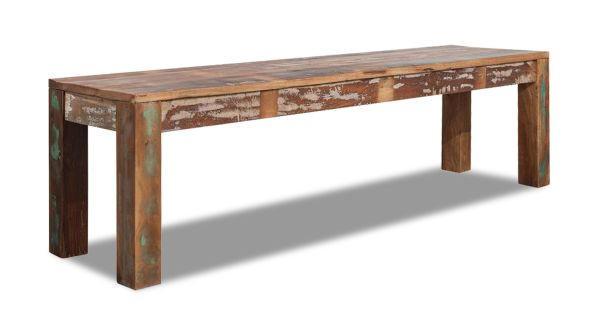 SITZBANK Multicolor - Multicolor, LIFESTYLE, Holz (160/48/40cm) - LANDSCAPE