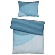 BETTWÄSCHE 140/200 cm - Blau, KONVENTIONELL, Textil (140/200cm) - Novel