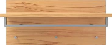 GARDEROBENPANEEL Kernbuche furniert lackiert Buchefarben - Buchefarben, Design, Holz (80/37/27cm) - Dieter Knoll