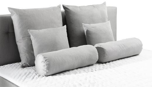 KISSENSATZ - Hellgrau, Design, Textil - Carryhome