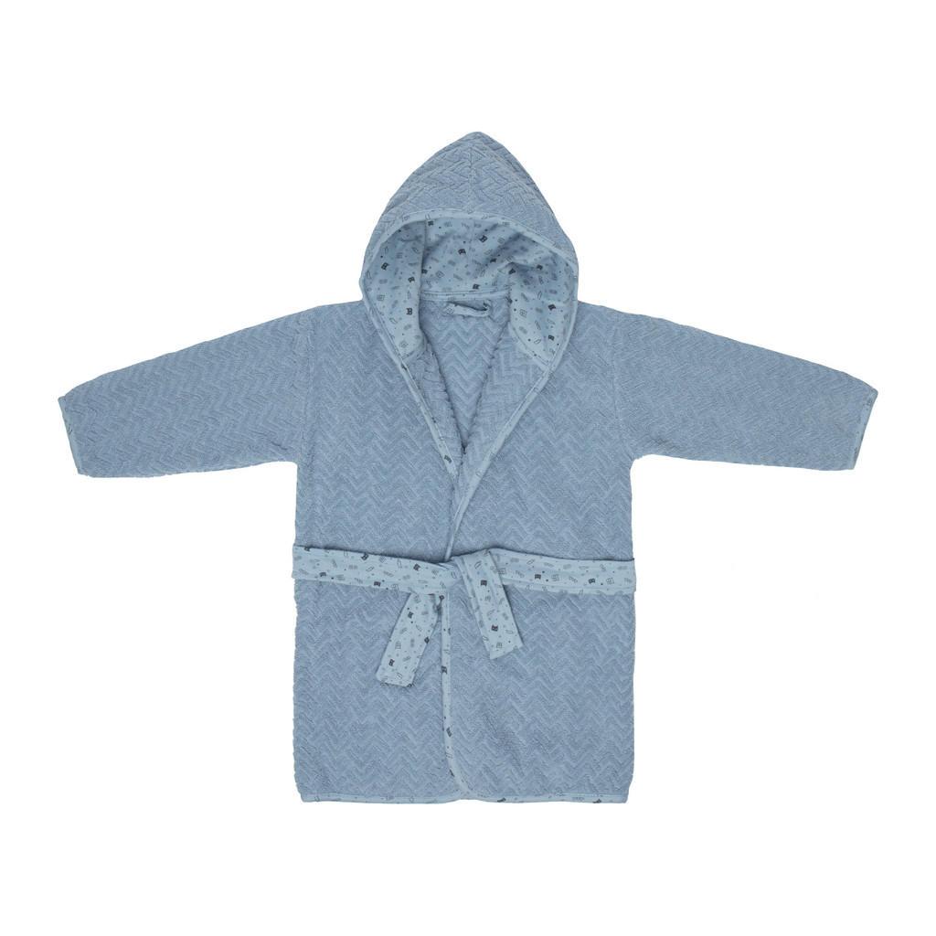 Image of Bebe Jou Kinderbademantel , 3016057 , Blau, Dunkelblau , Textil , angenehm warm, hochwertige Qualität, modische Optik , 008296010516