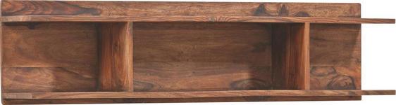 WANDBOARD in 120/30/21 cm Sheeshamfarben - Sheeshamfarben, LIFESTYLE, Holz (120/30/21cm) - Landscape