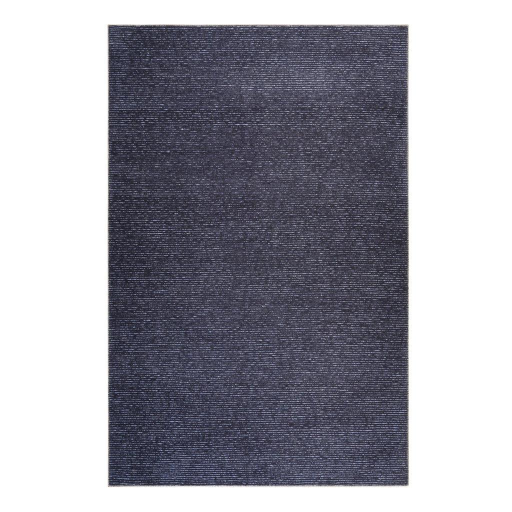 Esprit Flachwebeteppich 80/150 cm dunkelblau