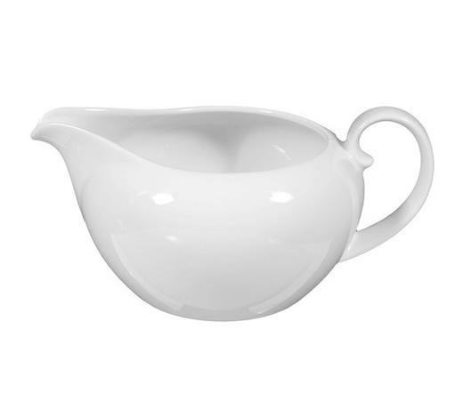 SAUCIERE 600 ml  - Weiß, Basics, Keramik (0,6l) - Seltmann Weiden